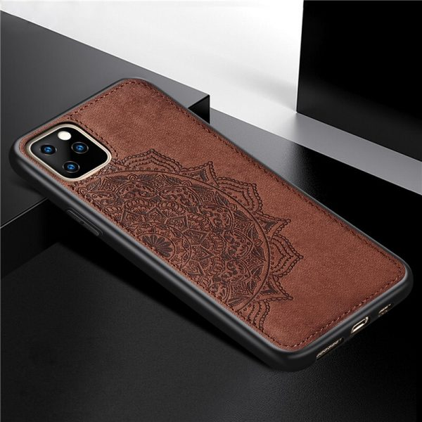 Luxury Leather Case Pro max w/ Magnetic Holder Cover For iPhone 12 6 6s 7 8 plus X XS XR SE